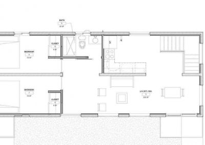 Architects In Michigan2442 Cass Lake Floorplan2
