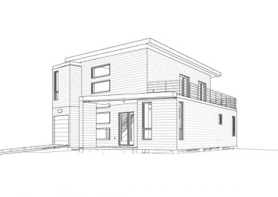 Architects In MichiganLewiston Model 2