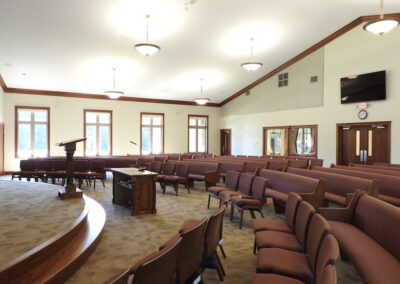 Architect In Michigan Otisville Church 3