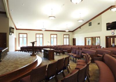 Architect In Michigan Otisville Church 4