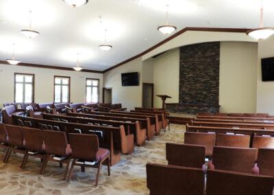 Architect In Michigan Otisville Church 5